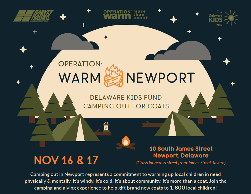 Delaware KIDS Fund Operation Warm