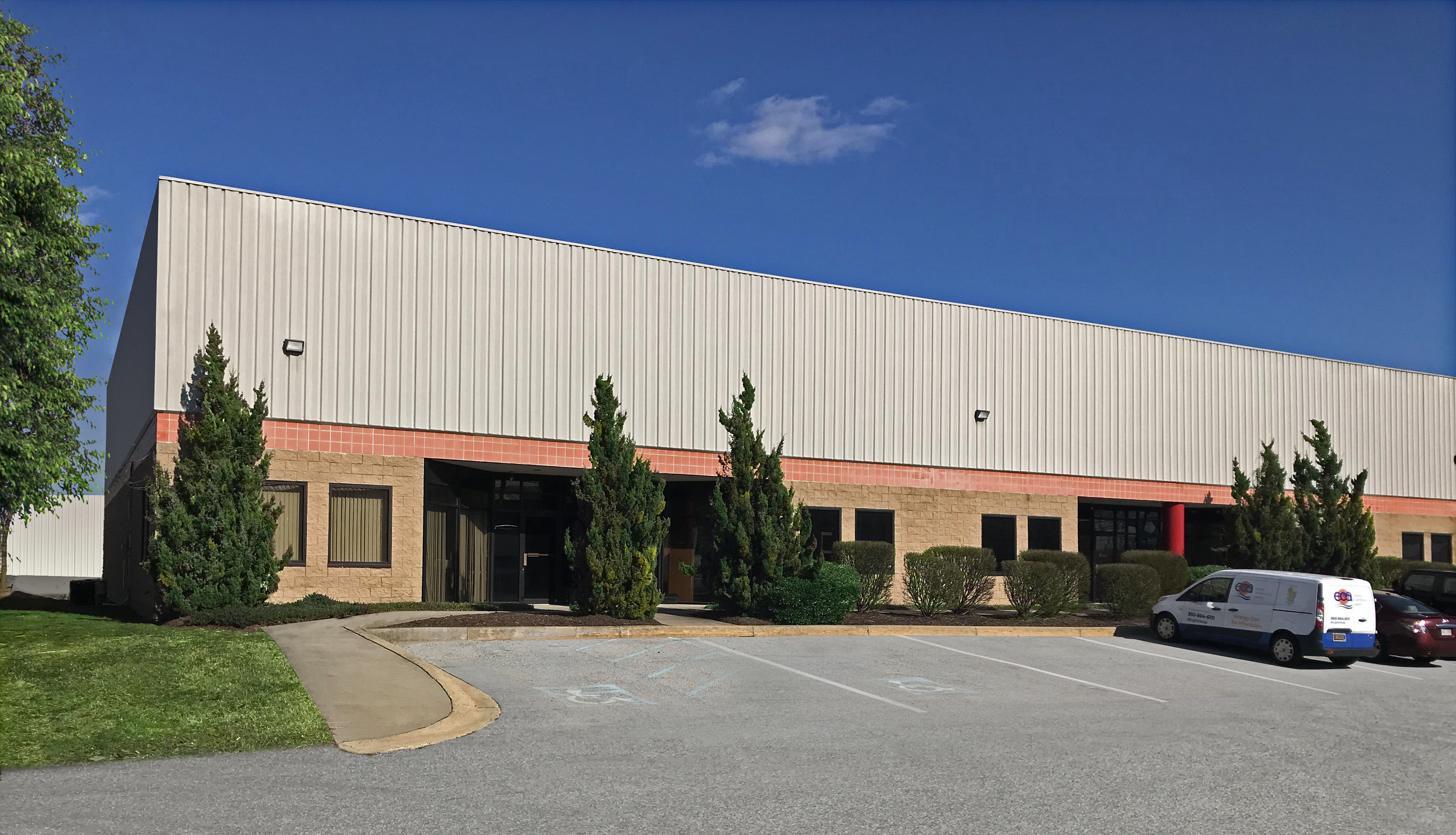 Delaware Industrial Properties for Lease | Industrial Lease